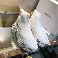Balenciaga Fashion Casual Running Sport Shoes Sneakers Slipper Sandals High Heels Shoes