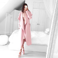 Moscow Coat PINK
