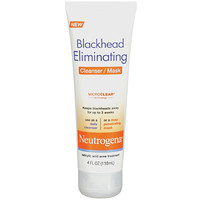 Neutrogena Blackhead Eliminating Cleanser/Mask Ulta.com - Cosmetics, Fragrance, Salon and Beauty Gifts