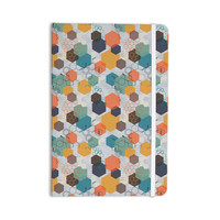"""Maike Thoma """"Biomolecular"""" Science Multicolor Everything Notebook"""
