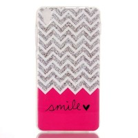 Cute Waves Case Cover for iPhone & Samsung Galaxy S6  iPhone 6s Plus-170928