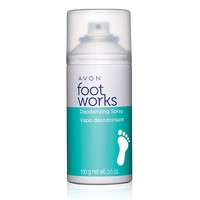 Avon Foot Works Deodorizing Spray