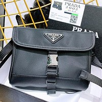 Prada New fashion shoulder bag crossbody bag women Black