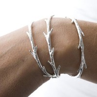 Twig Cuff by colbyjune on Etsy