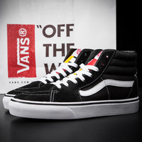 "Trendsetter Vans Classics ""1966"" Ankle Boots Old Skool Canvas Flat Sneakers Sport Shoes"