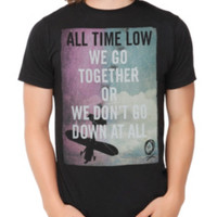 All Time Low Down T-Shirt