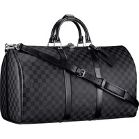 Louis Vuitton Duffle bag (gray)