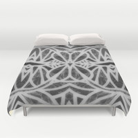 In the light Duvet Cover by ArtLovePassion