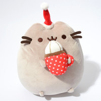 Pusheen Christmas Snack Plush