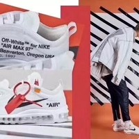 OFF - WHITE × Nike Air max 97