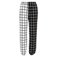 New Wave Grid Joggers