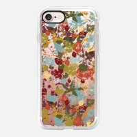 Fall Leaves_clear iPhone 7 Case by Kanika Mathur | Casetify