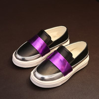 Summer Children Korean Stylish Shoes [4919278532]