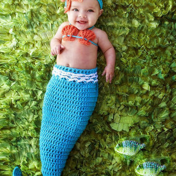 Newborn Baby Girls Boys Crochet Knit Costume Photo Photography Prop = 4457492740