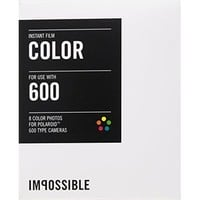 The Impossible Project Instant Film Starter Pack for Polaroid 600 Camera (3 Pac