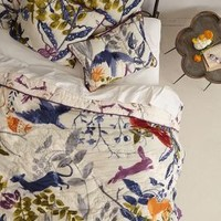 Creature Hideaway Quilt by Anthropologie Multi