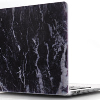 Mysterious Apple Laptop Marble Protection Shell Case