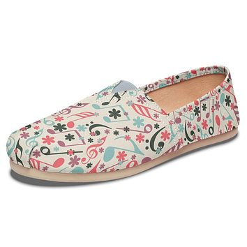 70's Style Music Casual Shoes-Clearance
