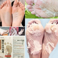 Butterfly Baby Foot Peeling Renewal Mask Remove Dead Skin Cuticles Heel [9302693386]