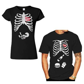 Expecting Couples X-Ray Tops