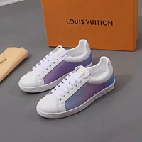 LOUIS VUITON Rainbow Sports Shoes