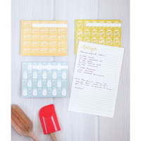 Kitchen Essentials Recipe Cards