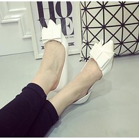 comfortable flat shoes  Ballet Flats shoes large size shoes Women flats   -627-83    EURO SIZE 35-41