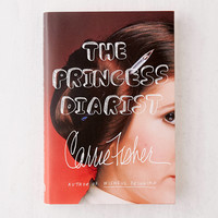 The Princess Diarist By Carrie Fisher | Urban Outfitters