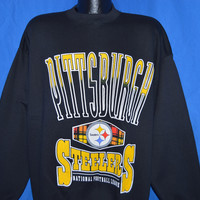 90s Pittsburgh Steelers Deadstock Sweatshirt Extra Large
