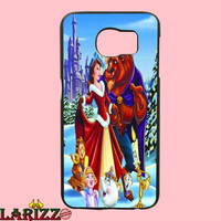 "Beauty Beast Christmas for iphone 4/4s/5/5s/5c/6/6+, Samsung S3/S4/S5/S6, iPad 2/3/4/Air/Mini, iPod 4/5, Samsung Note 3/4 Case ""002"""