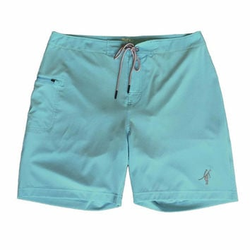 Toes on the Nose Jaws Boardshort Aqua