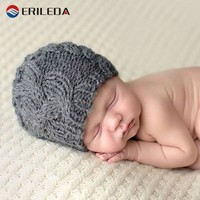 Baby Hats Winter Crochet Hat For Newborns Infant Winter Hats For Baby Boys Girls Baby Winter Clothing And Accessories