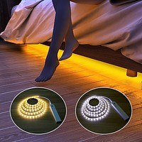 Motion Sensor LED Lights For Kitchen Under Cabinet Light Bed Light