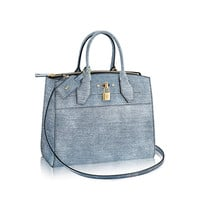 Products by Louis Vuitton: City Steamer MM