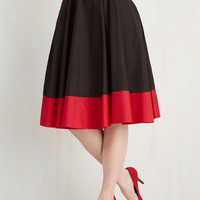 Long Full Every Bewitch Way Skirt