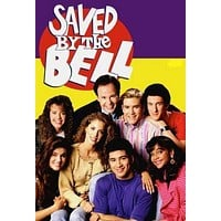 Saved By The Bell Poster 11x17 Mini Poster