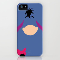 Winnie the Pooh - Eeyore iPhone Case by TracingHorses | Society6