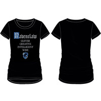 Harry Potter House of Ravenclaw Crest & Characteristics Clever Creative