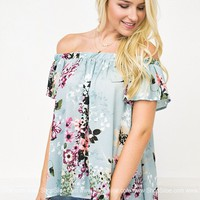 Fairytale Floral Top