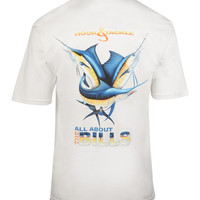 Men's All About the Bills S/S Pocket Fishing T-Shirt