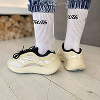 Adidas Yeezy 700 V3 Azareth Aurora Ice Blue Grey Special Shaped Luminous Casual Sports Shoes