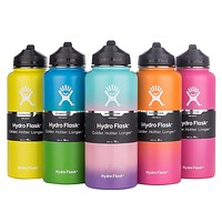 Stainless Steel Hydro Flask Water Bottle Vacuum Insulated