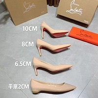 Christian Louboutin 2020 Louboutin Fashion casual high heels