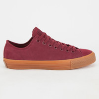 Converse Cons Ctas Pro Mens Shoes Burgundy  In Sizes