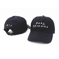 Real Friends Dad Hat Snapback