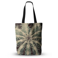 """Angie Turner """"Cactus"""" Plant Everything Tote Bag"""