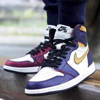 "Nike SB x Air Jordan 1 High OG ""Court Purple"" - Best Deal Online"