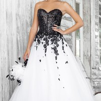 Ball Gowns - Pink by Blush Prom Pink Style 5139