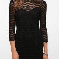 Cady Keyhole Dress - $145