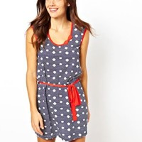 Freya Hello Sailor Beach Dress at asos.com